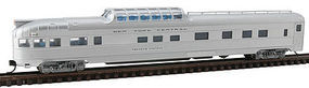 Con-Cor Budd 85 Dome/Observation New York Central N Scale Model Train Passenger Car #41377