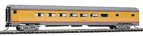Con-Cor Budd 85 Corrugated-Side Parlor Union Pacific N Scale Model Train Passenger Car #41414