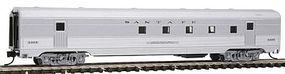 Con-Cor Budd 72 Corrugated-Side Railway Post Office Santa Fe N Scale Model Train Passenger Car #41426