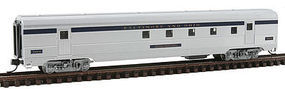 Con-Cor Budd 72 Railway Post Office Car Baltimore & Ohio N Scale Model Train Passenger Car #41431
