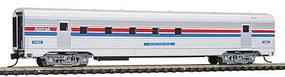 Con-Cor Budd 72 Corrugated-Side Railway Post Office Amtrak N Scale Model Passenger Car #41434