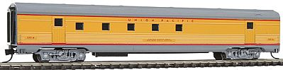 Con-Cor Budd 72' Corrugated-Side Railway Post Office Union Pacific -- N Scale Model Passenger Car -- #41439