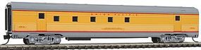 Con-Cor Budd 72 Corrugated-Side Railway Post Office Union Pacific N Scale Model Passenger Car #41439