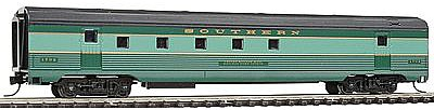 Con-Cor Budd 72' Railway Post Office Southern Railway -- N Scale Model Passenger Car -- #41440