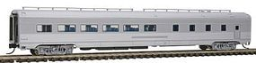 Con-Cor Budd 85 Corrugated-Side Diner Undecorated N Scale Model Passenger Car #41450