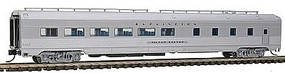 Con-Cor Budd 85 Corrugated-Side Diner Chicago, Burlington & Quincy N Scale Model Passenger Car #41455