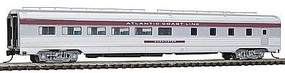 Con-Cor Budd 85 Corrugated-Side Diner Atlantic Coast Line N Scale Model Passenger Car #41457