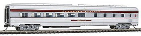 Con-Cor Budd 85 Corrugated-Side Diner Canadian Pacific N Scale Model Passenger Car #41460