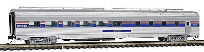 Con-Cor Budd 85' Corrugated-Side Diner Amtrak -- N Scale Model Passenger Car -- #41461