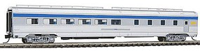 Con-Cor Budd 85' Corrugated-Side Diner VIA Rail Canada N Scale Model Passenger Car #41463