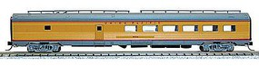 Con-Cor Budd 85 Corrugated-Side Diner Union Pacific N Scale Model Passenger Car #41464