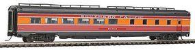 Con-Cor Budd 85 Corrugated-Side Diner Southern Pacific N Scale Model Passenger Car #41466