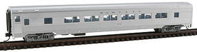Con-Cor Budd Twin-Window Coach ATSF N Scale Model Train Passenger Car #41476