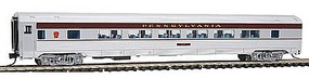 Con-Cor Budd 85 Twin-Window Coach Pennsylvania Railroad N Scale Model Passenger Car #41478