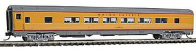 Con-Cor Budd 85 Corrugated-Side Twin-Window Coach Union Pacific N Scale Model Passenger Car #41489