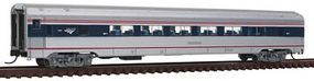 Con-Cor Budd 85 Fluted-Side Twin-Window Coach Amtrak #5871 N Scale Model Passenger Car #41493