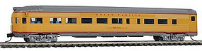 Con-Cor Budd 85 Round-End Observation Union Pacific N Scale Model Train Passenger Car #41514