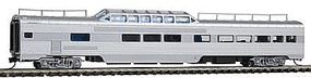 Con-Cor Pullman-Standard 85 Pleasure Dome Undecorated N Scale Model Train Passenger Car #41525