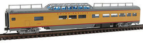 Con-Cor Budd PS Pleasure Dome Union Pacific N Scale Model Train Passenger Car #41539