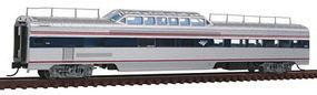 Con-Cor Pullman-Standard 85 Mid-Train Dome Amtrak #9440 N Scale Model Train Passenger Car #41544