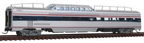 Con-Cor Pullman-Standard 85 Mid-Train Dome Amtrak #9465 N Scale Model Train Passenger Car #41545