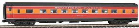 Con-Cor Budd Streamlined Coach Southern Pacific Daylight N Scale Model Train Passenger Car #420116