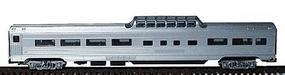 Con-Cor Budd 85 Streamlined Mid-Train Dome Undecorated N Scale Model Train Passenger Car #424100