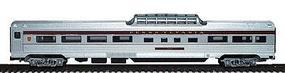 Con-Cor Budd 85 Streamlined Mid-Train Dome Pennsylvania Railroad N Scale Model Passenger Car #424103