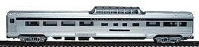 Con-Cor Budd 85 Streamlined Mid-Train Dome Baltimore & Ohio N Scale Model Train Passenger Car #424106
