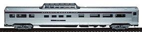 Con-Cor Budd 85 Streamlined Mid-Train Dome Atlantic Coast Line N Scale Model Passenger Car #424107