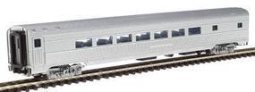 Con-Cor Budd Streamlined Corrugated Side Parlor Car Undecorated N Scale Model Passenger Car #426100