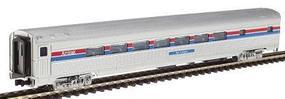 Con-Cor Budd Streamlined Parlor Car Amtrak Phase II N Scale Model Train Passenger Car #426109