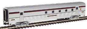 Con-Cor Budd Streamlined 72 RPO Car Pennsylvania Railroad N Scale Model Passenger Car #427103