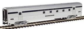 Con-Cor Budd Streamlined 72 RPO Car Baltimore & Ohio N Scale Model Passenger Car #427106