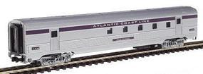Con-Cor Budd Streamlined 72 RPO Car Atlantic Coast Line N Scale Model Passenger Car #427107