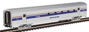 Con-Cor Budd Streamlined 72 RPO Car Amtrak Phase IV N Scale Model Train Passenger Car #427111