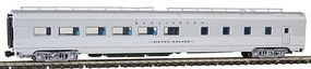 Con-Cor Budd Streamlined Dining Car Chicago, Burlington & Quincy N Scale Model Passenger Car #428105