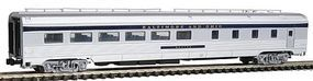 Con-Cor Budd Streamlined Dining Car Baltimore & Ohio N Scale Model Train Passenger Car #428106