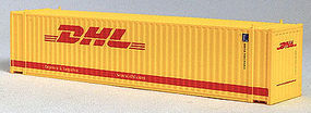 Con-Cor 45 Corrugated Container DHL N Scale Model Train Freight Car Load #44111