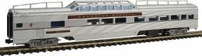 Con-Cor Pullman-Standard Pleasure Dome Canadian Pacific N Scale Model Train Passenger Car #450110