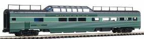 Con-Cor Pullman-Standard Pleasure Dome Southern Crescent N Scale Model Train Passenger Car #450115