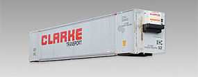 Con-Cor 53 Hi-Cube Climate Controlled Container N Scale Model Train Freight Car Load #453106