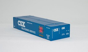 Con-Cor 53 Ft Contnrs CSX Care2/