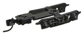 Con-Cor Pass Trk Frame MT black - N-Scale