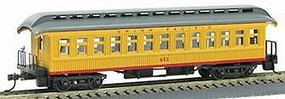 Con-Cor 1880 OP Coach Union Pacific HO Scale Model Train Passenger Car #5614
