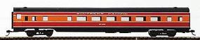 Con-Cor 85 Corrugated Coach Southern Pacific Daylight HO Scale Model Train Passenger Car #70107