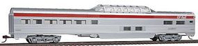 Con-Cor 85 Streamline Corrugated Dome Car Canadian Pacific HO Scale Model Train Passenger Car #71109