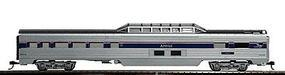 Con-Cor 85 Streamlined ACF Vista Dome Amtrak Phase IV HO Scale Train Model Passenger Car #71110