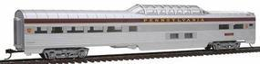 Con-Cor 85 Streamlined Dome Pennsylvania Railroad Senator HO Scale Model Passenger Car #718