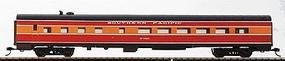Con-Cor 85 Corrugated Diner Southern Pacific Daylight HO Scale Model Train Passenger Car #72107